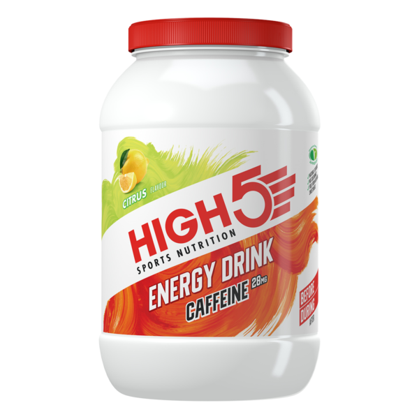 Energy Drink Caffeine cytrusowy