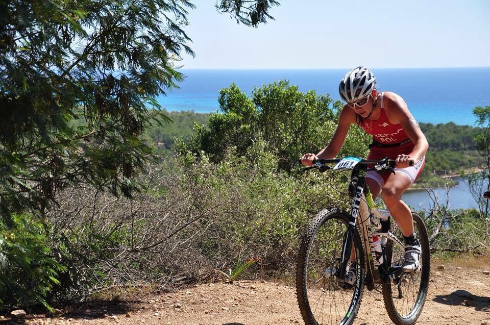 Sabina Rzepka -offroad triathlete